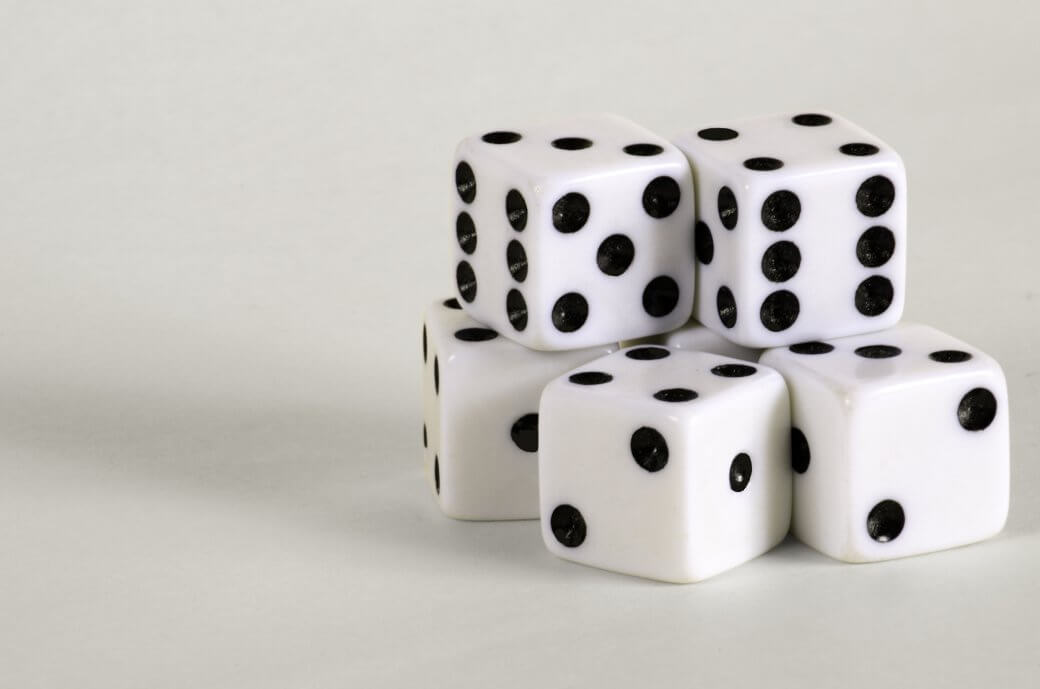 Canva - Pile of White Dices on White Surface